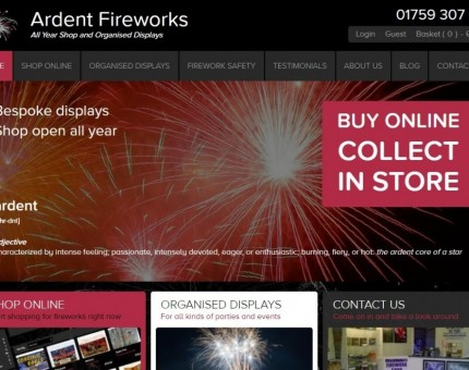 Ardent Fireworks Ltd