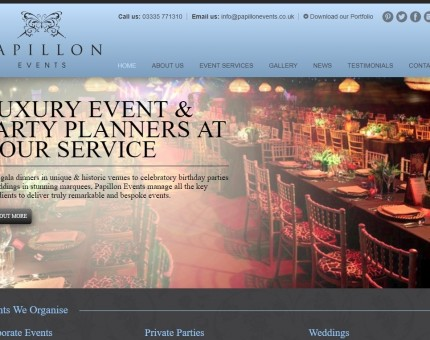 Papillon Events (UK) Limited