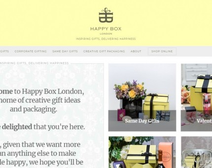 Happy Box London Ltd
