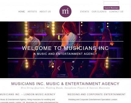 Musicians Inc