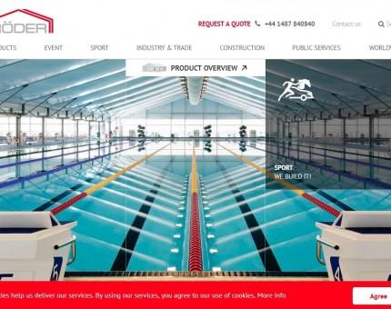Roder (UK) Ltd