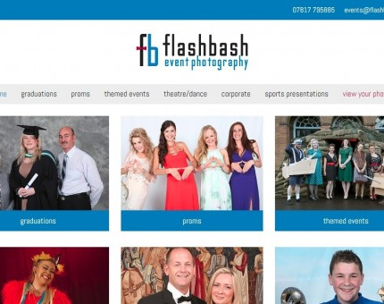 Flashbash Event Photography