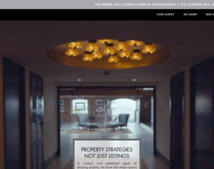 The Space Station Sales & Lettings agent across Shoreditch, Spitalfields and London