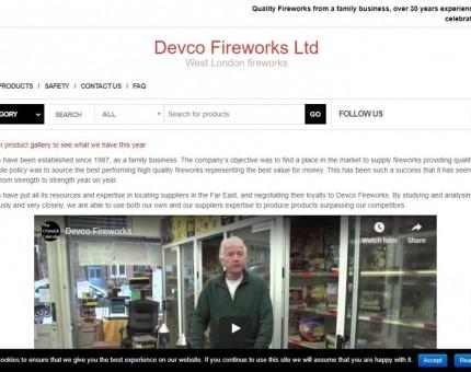 Devco Fireworks Ltd