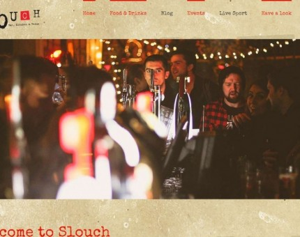 Slouch Bar Kitchen & Venue