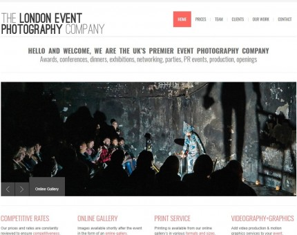 The London Event Photography Company