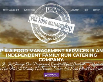 PA Food Management
