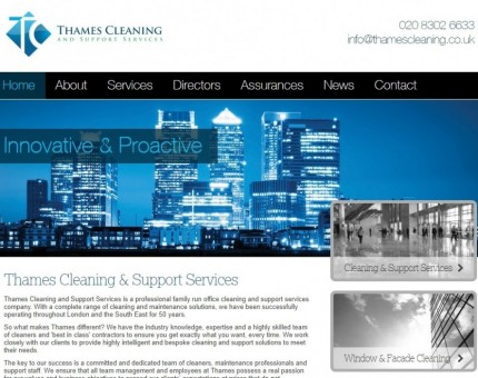 Thames Cleaning & Support Services Ltd