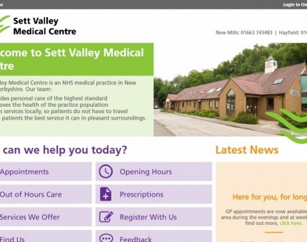 Sett Valley Medical Centre