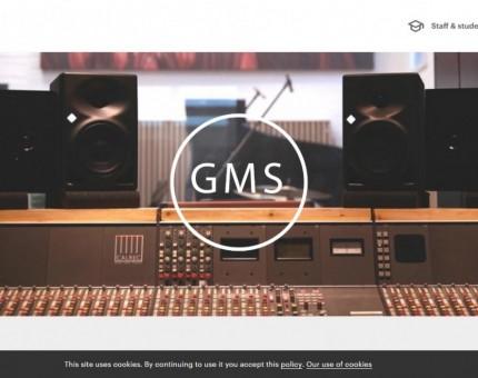 Goldsmiths Music Studios