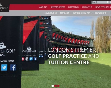 World of Golf London