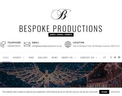 Bespoke Production Services Ltd