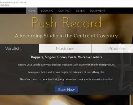 Push Record