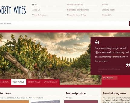 Liberty Wines Ltd