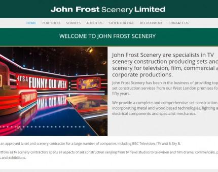 John Frost Scenery Limited