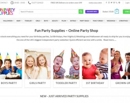 Fun Party Supplies