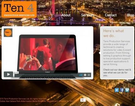 Ten4 Production Services Ltd