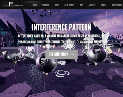 Interference Pattern Animation Studio