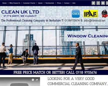 Clean (UK) Ltd