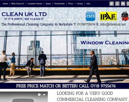 Clean (UK) Ltd