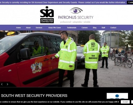 Patronus Security UK Ltd