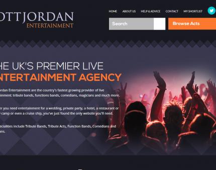 Scott Jordan Entertainment Ltd
