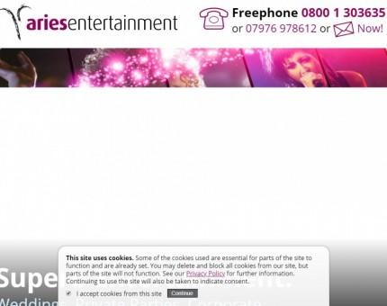 Aries Entertainment Ltd