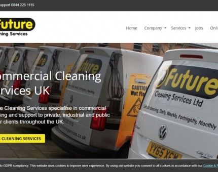 Future Cleaning Services Ltd