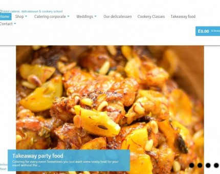 Papadeli catering, deli & cookery school