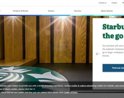 Selecta UK Ltd – Basingstoke office