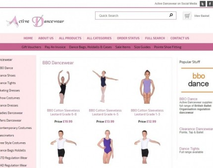 Active Dancewear