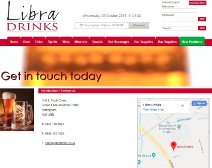 Libra Drinks