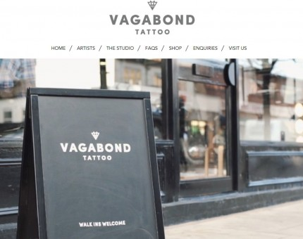 Vagabond Tattoo Studio
