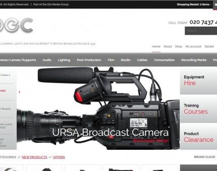 P E C, Broadcast Sales