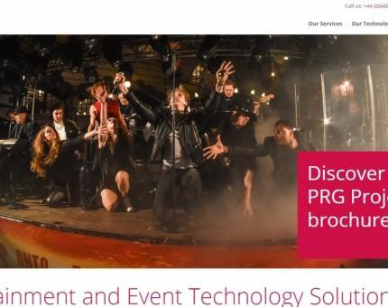 PRG Production Resource Group UK - London
