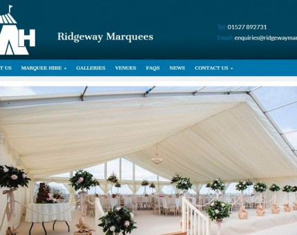 Ridgeway Marquees