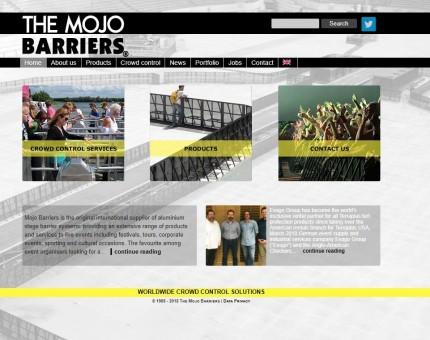 Mojo Barriers