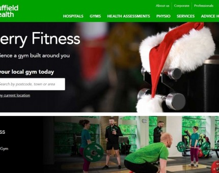 Nuffield Health Fitness & Wellbeing