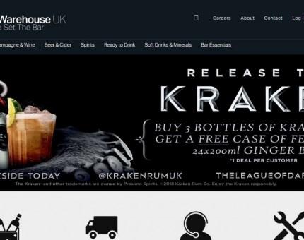 Drink Warehouse UK Ltd