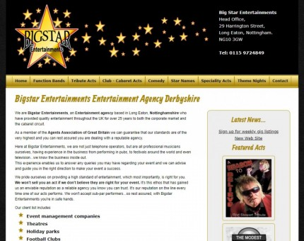 Big Star Entertainments