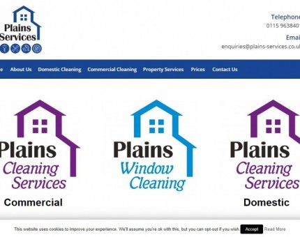 Plains Services Ltd