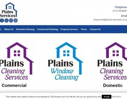Plains Services Ltd
