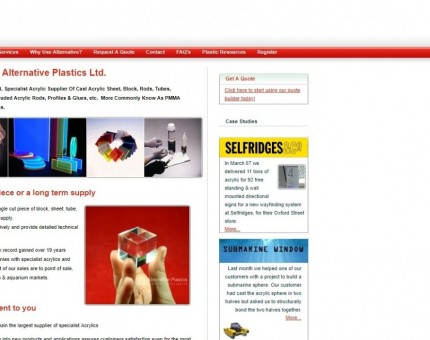 Alternative Plastics Ltd