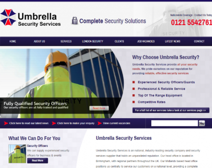 Umbrella Security Services