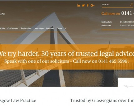 The Glasgow Law Practice, Solicitors