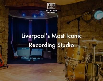 The Motor Museum Recording Studio
