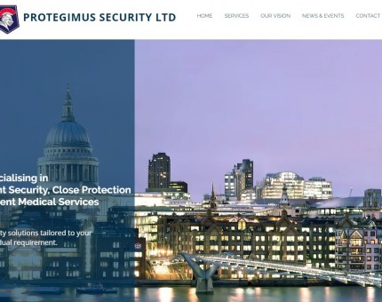 Protegimus Security Ltd