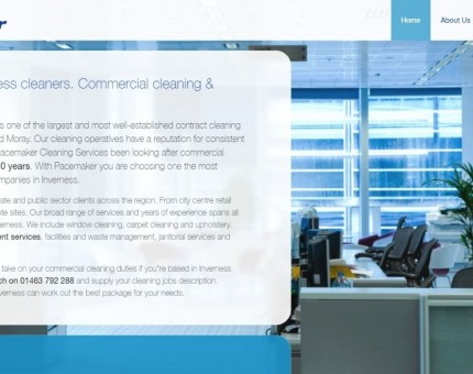 Pacemaker Cleaning Services Ltd