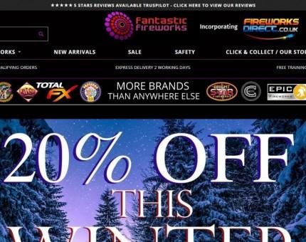 Buy Fantastic Fireworks