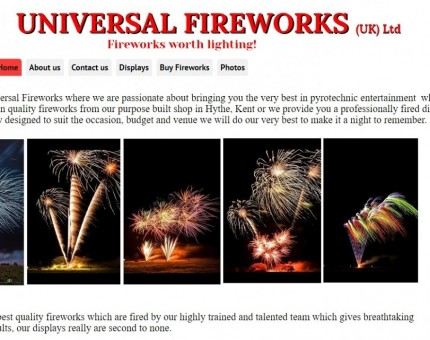 Universal Fireworks(UK) ltd